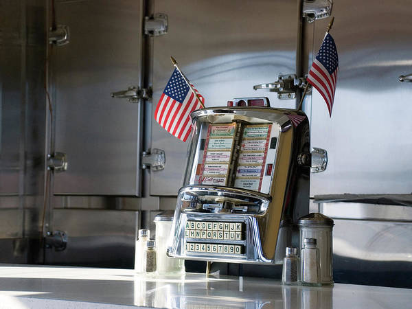 Diner Art Print featuring the photograph Americana by Randy Ford