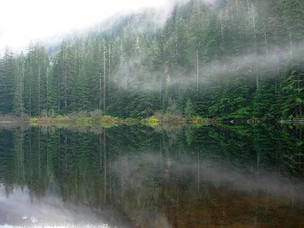 Lake Art Print featuring the photograph Barclay Lake, Reflected by Maxwell Krem