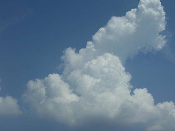 Clouds Art Print featuring the photograph Clouds by Kristen Hurley