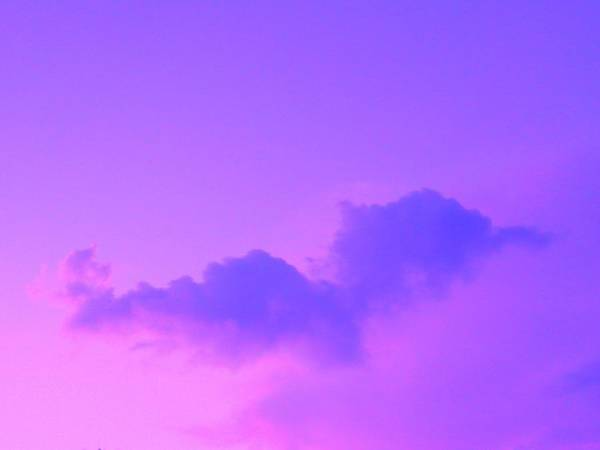 Photography Art Print featuring the photograph Colored Cloudz by Piety Dsilva