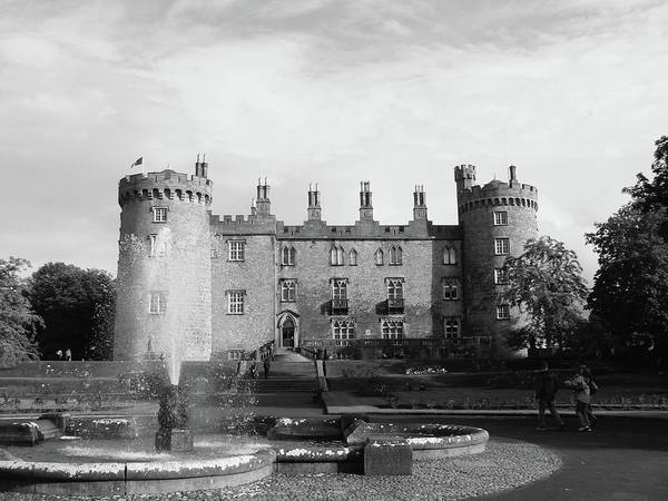 Castles Art Print featuring the photograph Kilkenny Castle by Martina Fagan