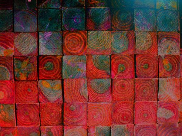 Digital Prints Art Print featuring the photograph Lumber Jack by Teo Santa