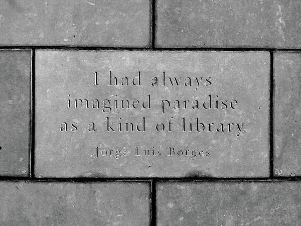 Quote Art Print featuring the photograph Paradise For Some by Angelina Vick