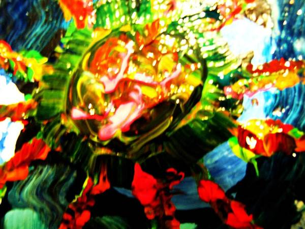 Art Art Print featuring the painting Paul by HollyWood Creation By linda zanini