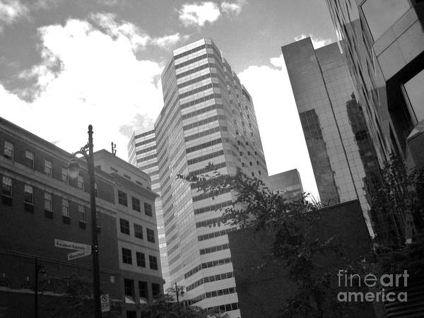 Montreal Art Print featuring the photograph Photos Of Montreal Mansfield St by Reb Frost