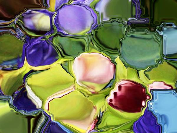 Orchid Art Print featuring the photograph Purple Purpose by Patricia Williams