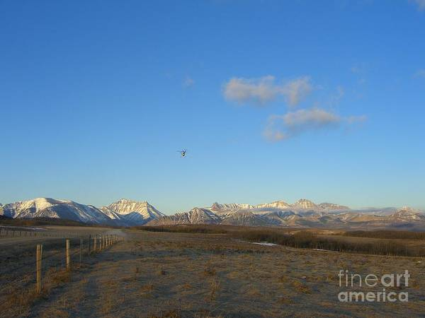 Rockies Art Print featuring the photograph Rocky Mountain High by Jim Thomson
