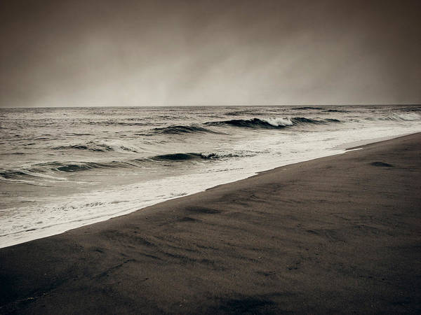 Ocean Art Print featuring the photograph Spending My Days Escaping Memories by Dana DiPasquale