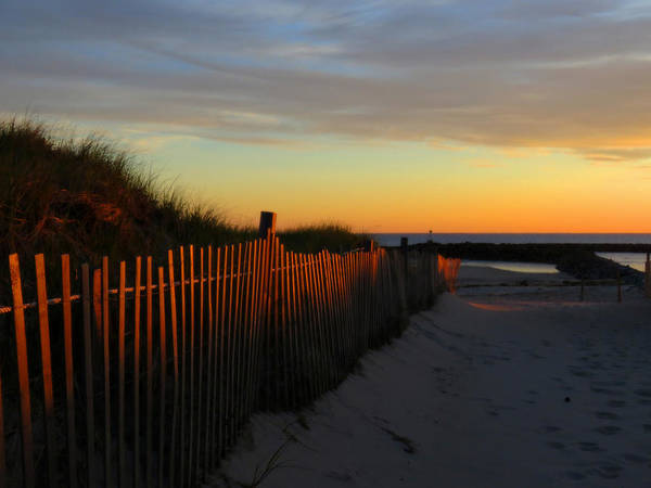 Sunrise Art Print featuring the photograph Welcoming The Day by Dianne Cowen