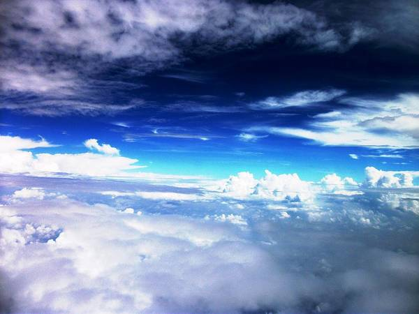 Photography Art Print featuring the photograph Wonder Of Cloudz by Piety Dsilva