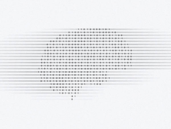 Brain Art Print featuring the photograph Brain, Conceptual Computer Artwork by Mehau Kulyk