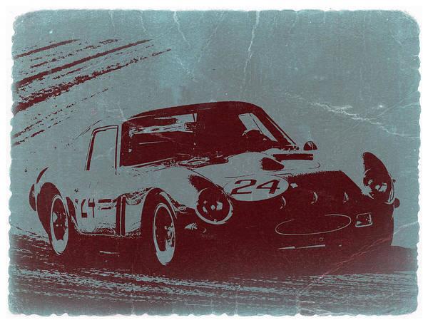 Ferrari Gto Art Print featuring the photograph Ferrari Gto by Naxart Studio