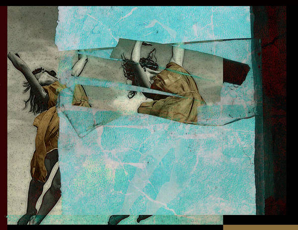 Figurative Art Print featuring the photograph Break The Sky by Adam Kissel