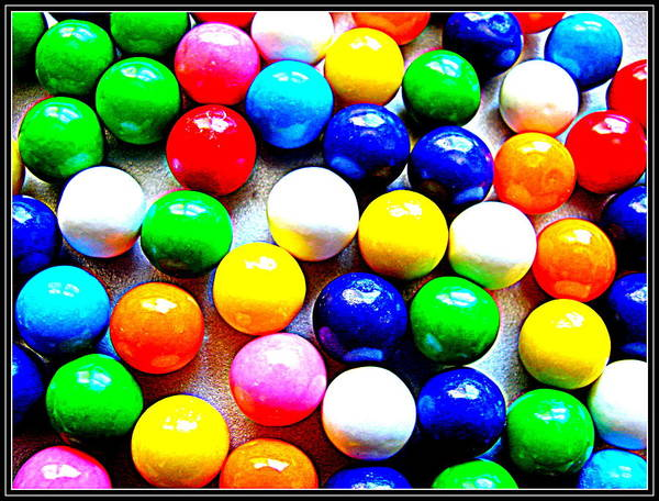 Color Color And Color Photographs Art Print featuring the photograph Color Color Color by Anand Swaroop Manchiraju