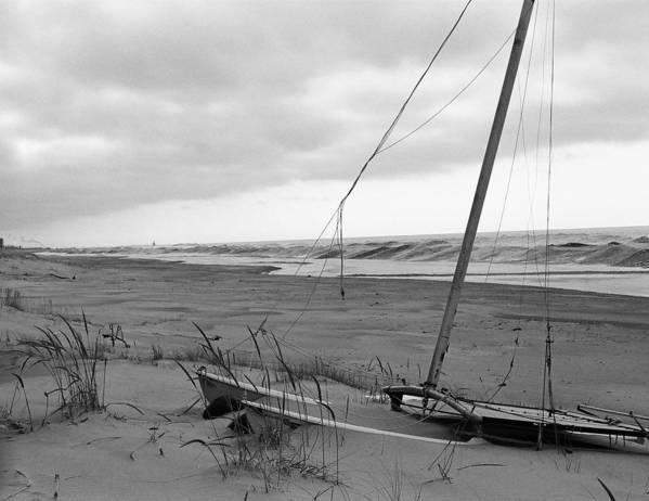 Nature Art Print featuring the photograph Lake Michigan by Moby Kane