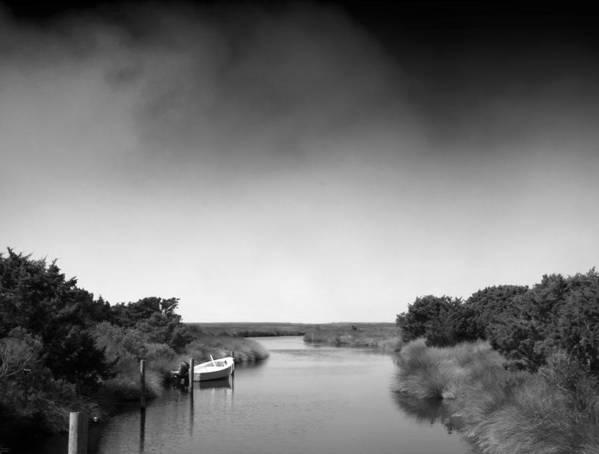 Cape Hatteras Art Print featuring the photograph Ocracoke by Andreas Freund