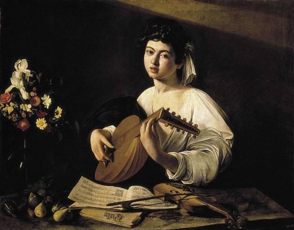 Horizontal Art Print featuring the photograph Caravaggio, Michelangelo Merisi Da by Everett