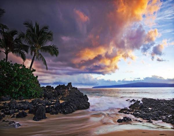 Art Print featuring the photograph Secret Beach by James Roemmling