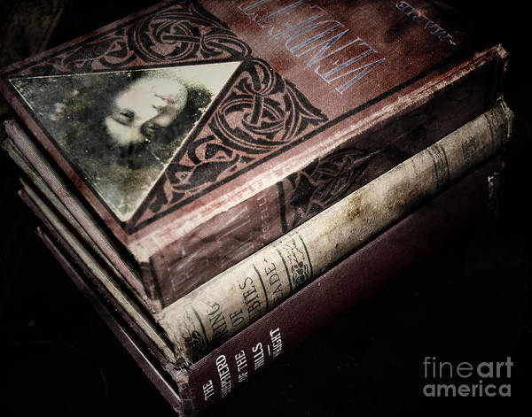 Books Art Print featuring the photograph Forgotten Tales by Jason Williams