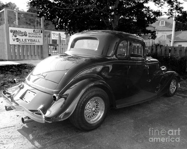 1934 Art Print featuring the photograph 1934 Ford by Patricia Januszkiewicz