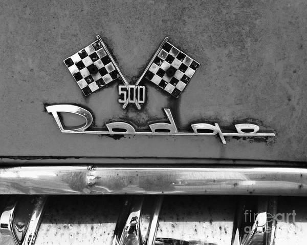 1956 Art Print featuring the photograph 1956 Chevy 500 Series Photo 8 by Anna Villarreal Garbis