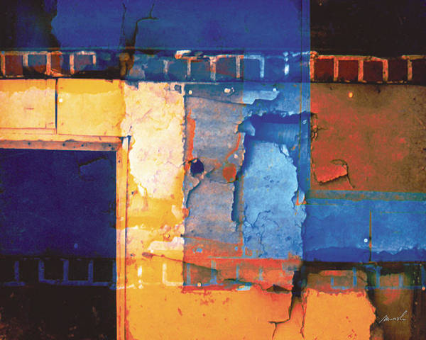 Architecture Art Print featuring the digital art Enter by The Art of Marsha Charlebois