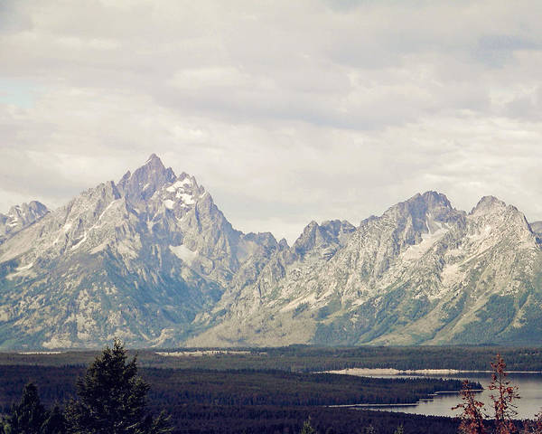 Mountains Art Print featuring the photograph Mountain Majesty by Amanda Dunlap