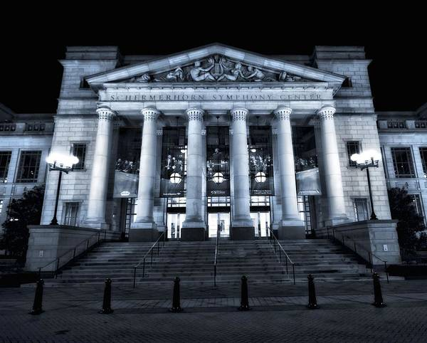 Schermerhorn Symphony Center In Nashville Art Print featuring the photograph Schermerhorn Symphony Center by Dan Sproul