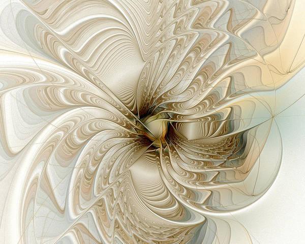 Digital Art Art Print featuring the digital art Sweet Dream by Amanda Moore
