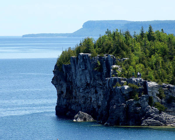 National Park Art Print featuring the photograph Bruce Peninsula National Park by Cale Best