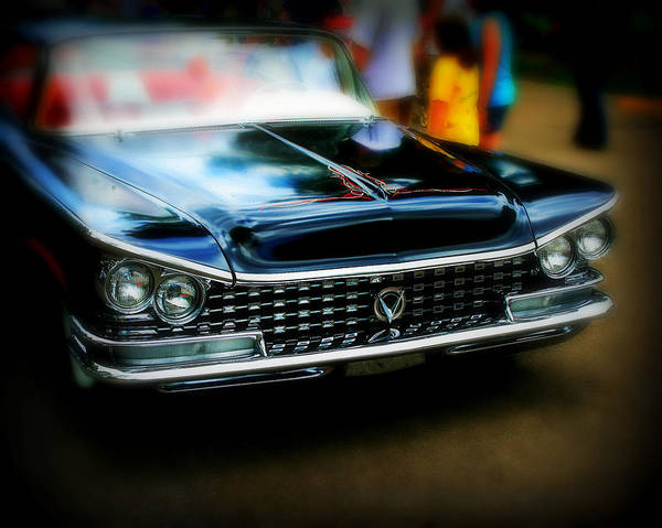 Car Art Print featuring the photograph Classic Car by Perry Webster