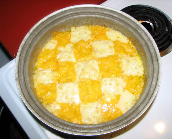 Cooking Art Print featuring the photograph Mac And Cheese by George Jones