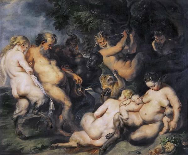 Horizontal Art Print featuring the photograph Rubens, Peter Paul 1577-1640 by Everett