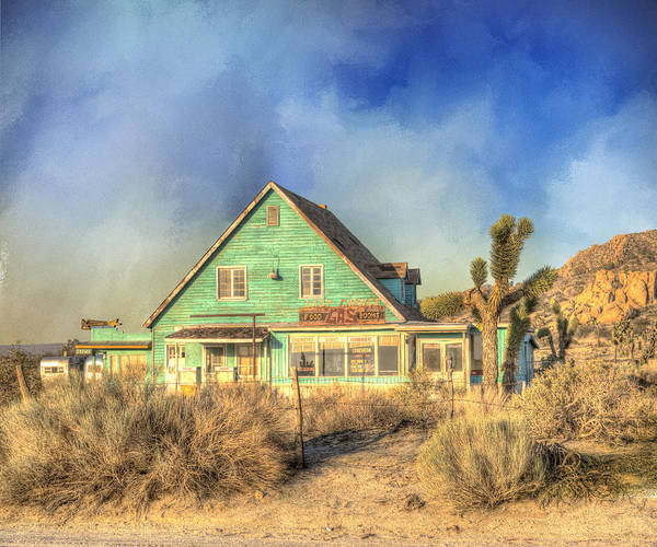 Building Exterior Print featuring the photograph Last Chance by Juli Scalzi