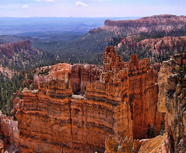 Recreation Art Print featuring the photograph Bryce Canyon by Diana Cox