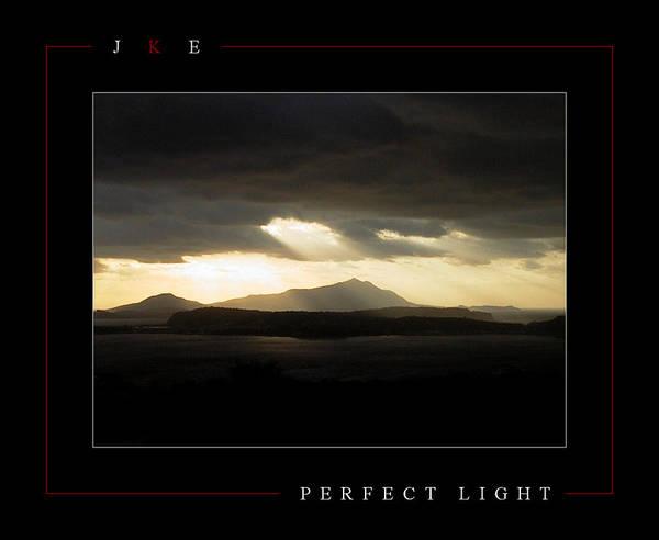 Italy Art Print featuring the photograph Perfect Light by Jonathan Ellis Keys