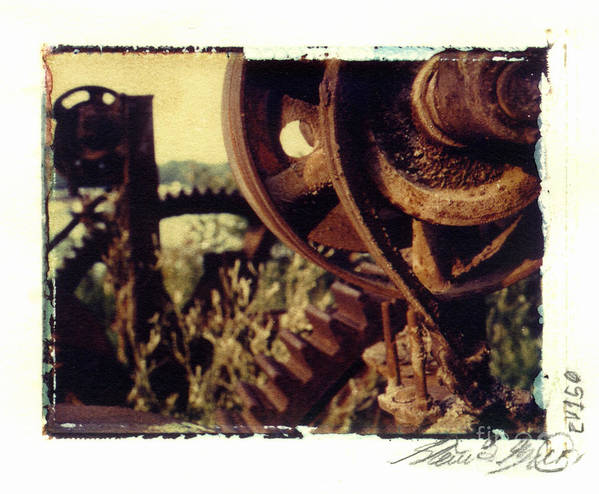 Pittsburgh Art Print featuring the photograph South Side Machine Detail 2 by Steven Godfrey