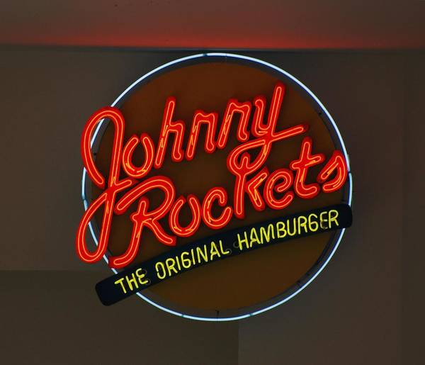 Macro Art Print featuring the photograph Johnny Rockets by Rob Hans