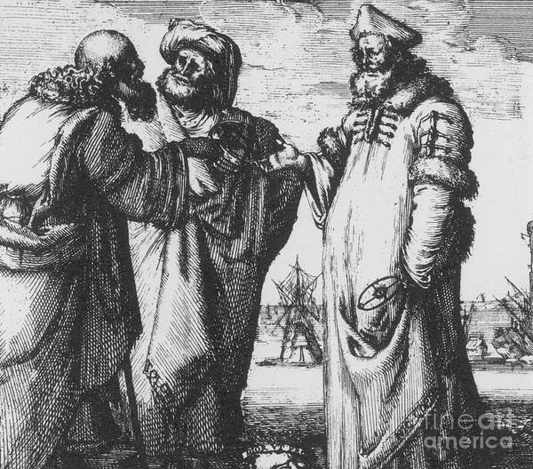 History Art Print featuring the photograph Aristotle, Ptolemy And Copernicus by Science Source