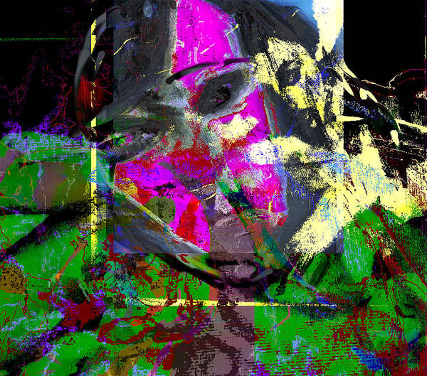 Vision Art Print featuring the mixed media Forgotten Dream by Noredin Morgan