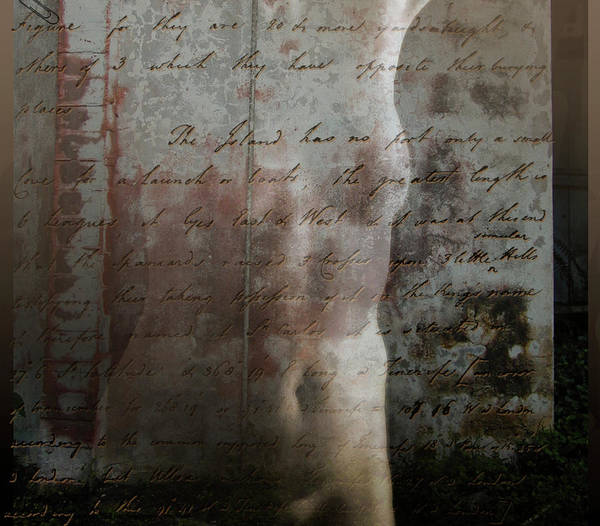 Nude Art Print featuring the photograph I Remember by Ready Mades