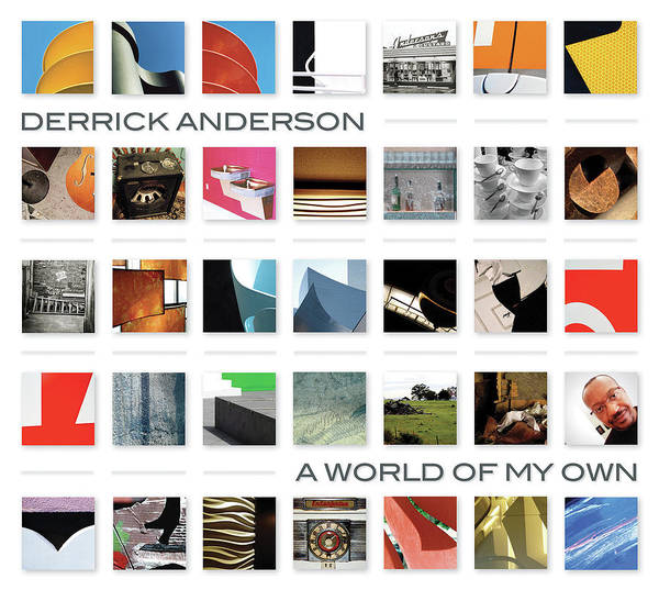 Art Print featuring the photograph A World Of My Own by Derrick Anderson
