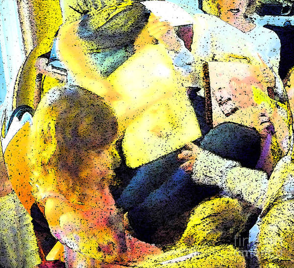 Birthday Art Print featuring the photograph Party Overload by JoAnn SkyWatcher