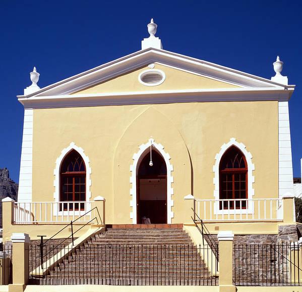 Bo Kaap Art Print featuring the photograph Saint Stephen's Church by Shaun Higson