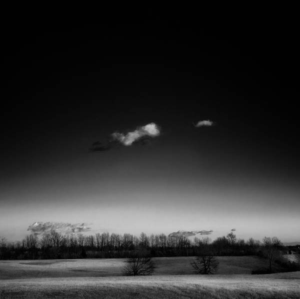 Landscape Art Print featuring the photograph The Lonely Cloud by Ryan Smith