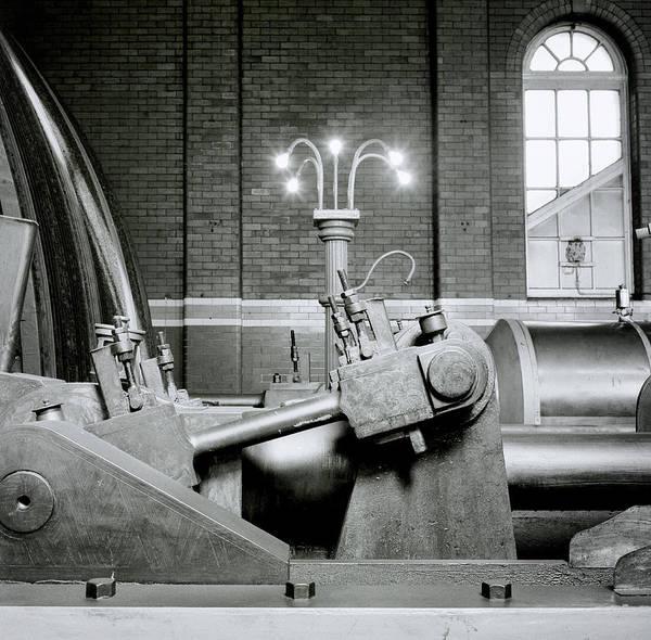 Steampunk Art Print featuring the photograph The Machine by Shaun Higson