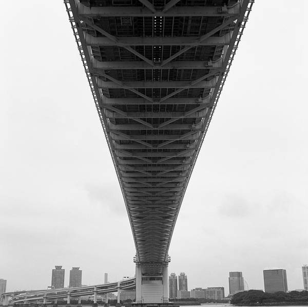 Horizontal Art Print featuring the photograph Bridge by Snap Shooter jp