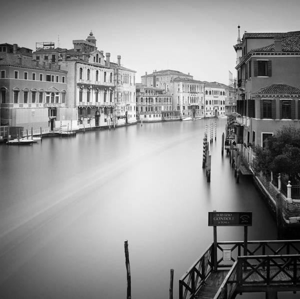Venice Art Print featuring the photograph Canal Grande Study Iv by Nina Papiorek