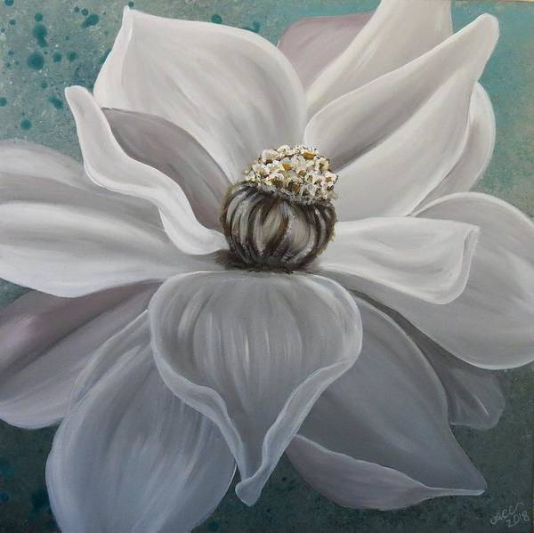 Art Print featuring the painting A Promise Lives by Amy Chenoweth