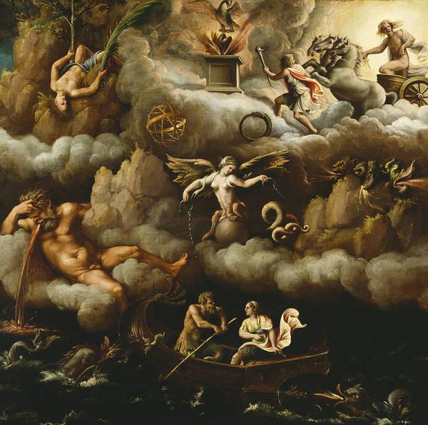 Immortality Paintings Fine Art America